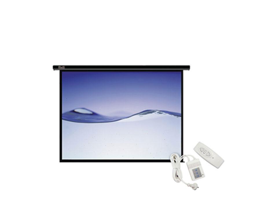 Pantalla klipx 86 pulgs para proyector electrica for Pantalla proyector electrica