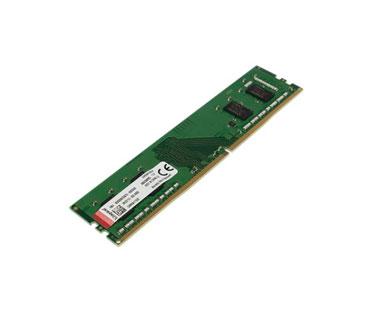 MEMORIA 4GB (1X16GB) KINGSTON DDR4, 2666MHZ , PC4-21300, NO ECC, CL19 DIMM