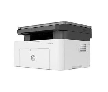IMPRESORA HP LASERJET MFP M135W MULTIFUNCTION PRINTER - B/W - LASER - (COPIER / PRINTER / SCAN) - LEGAL (8.5 IN X 14 IN) (ORIGINAL) - LEGAL (216 X 356 MM), A4 (210 X 297 MM) (MEDIA) - UP TO 20 PPM (COPYING) - UP TO 20 PPM (PRINTING) - 150 SHEETS - USB 2.0, LAN, (4ZB83A), (TONER W1105A HP 105A)
