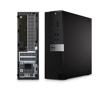 COMPUTADORA DELL REFURBISHED OPTIPLEX 3040 USFF, CORE I3 (6TA) 2.70 GHZ ,4GB RAM DDR3L, 128SSD, WIN10PRO