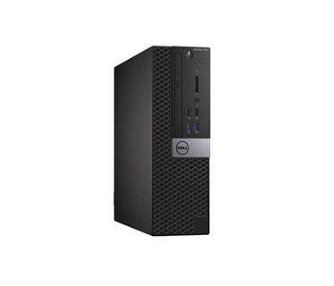 COMPUTADORA DELL REFURBISHED OPTIPLEX 5040 SFF, CORE I3 (6TA) 3.70 GHZ, 4GB RAM DDR3L, 128SSD, W10PRO