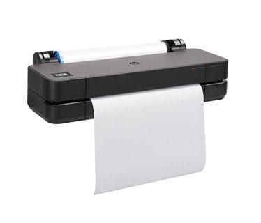 IMPRESORA HP DESIGNJET T210, 24 PULGADAS, LARGE-FORMAT PRINTER - COLOR -PLOTTER - CORTADORA HORIZONTAL - INK-JET - ROLL A1 (61.0 CM X 45.7 M) - 1200 DPI - UP TO 1.2 PPM (NEGRO) / HASTA 1.2 PPM COLOR - 1X GIGABIT LAN PORT / USB 2.0 / WIFI 802.11 - UTILIZA LOS CARTUCHOS HP 712