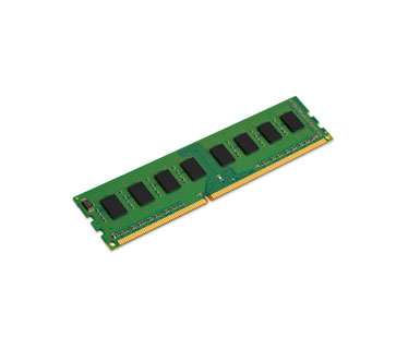 MEMORIA 4GB (1X8GB) KINGSTON, P/DESKTOP, DDR3, 1600MHZ, PC3-12800, NO-ECC, 1R, DIMM.