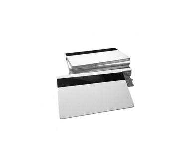 TARJETA PVC ZEBRA 30 MM PARA IMPRESORA ZEBRACARD 30 MM BLANK WHITE PVC CARDS TRM12BDJ14 (MUESTRAS)