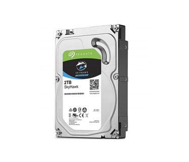DISCO DURO 2TB P/VIDEOVIGILANCIA SKYHAWK SEAGATE 3.5, SATA 6.0GB/S 5900RPM / 128MB
