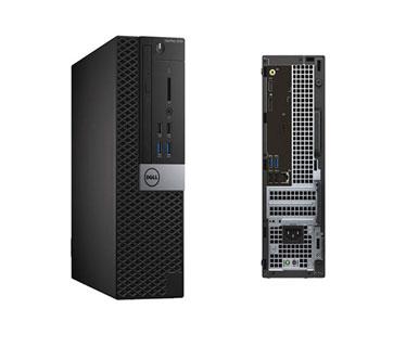 COMPUTADORA REFURBISHED DELL OPTIPLEX 3040 SFF   INTEL CORE I5-6500 @3.20GHZ   8GB DDR3L   500GB HDD   W10PRO