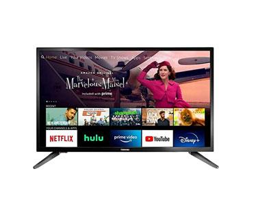 TELEVISOR TOSHIBA, 32 PULGADAS, HD SMART FIRE TV, LED, 3 HDMI + 1 USB + ALEXA + COMANDO DE VOZ, SALIDA OPTICA