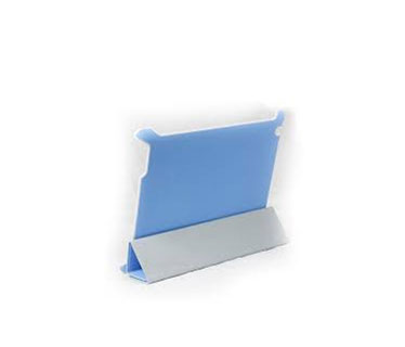COVER XTECH 9.7 PULGS. AZUL BACK HARD COVER W/FOLD & STAND MAGNET FRONT