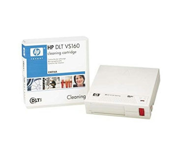 DATA CARTRIDGE HP DLT x 1 - cleaning cartridge DLT-VS160 (C8016A)