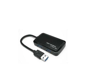 HUB USB 3.0 AGILER, 4 PUERTOS .