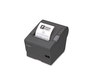 IMPRESORA EPSON TM -  T88V, TERMICA, USB + PARALELO, VELOCIDAD 300MM / S. IMPRESORA DE RECIBOS.