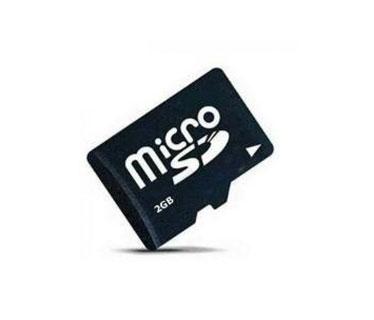 MEMORIA MICRO M2 2GB LEXAR.