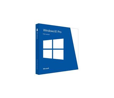 MICROSOFT WINDOWS 8.1 PRO GGK X64 SPANISH DVD 1PK KIT DE LEGALIZACION.