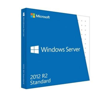 MICROSOFT WINDOWS SERVER 2012 R2 STANDARD - LICENSE - 2 PROCESSORS - OEM - ROK - DVD - BIOS-LOCKED (HEWLETT-PACKARD) - MULTILINGUAL, (748921-B21).