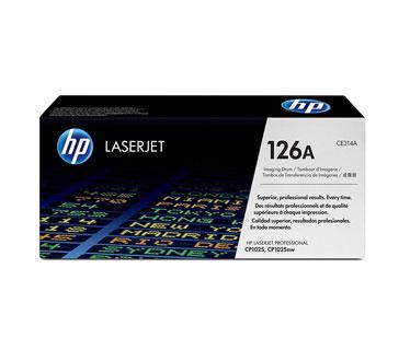 TONER HP 126A - DRUM KIT - 1 - FOR COLOR LASERJET PRO CP1025, CP1025NW; LASERJET PRO 100; TOPSHOT LASERJET PRO M275, M177FW