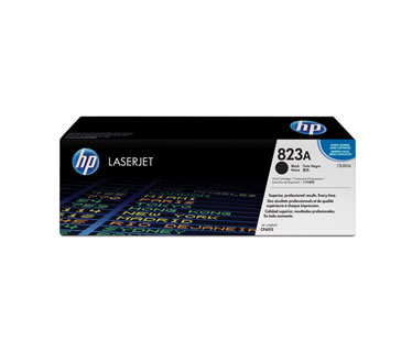 TONER HP 823A - CB380A - toner cartridge - 1 x black - 16500 pages - for Color LaserJet CL2000, CP6015de, CP6015dn, CP6015n, CP6015x, CP6015xh