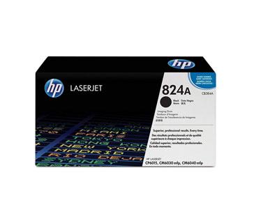 TONER HP 824A - Drum kit - 1 x black - 23000 pages - for Color LaserJet CL2000, CM6030, CM6040, CP6015