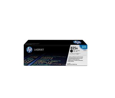 TONER HP 825A - CB390A - TONER CARTRIDGE - 1 X BLACK - 19500 PAGES - FOR COLOR LASERJET, CM6030, CM6040 (CB390A)