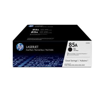 TONER HP 85AD BLACK DOBLE LASERJET PRINT CARTRIDGE (CE285AD) P1102W, M1132, M1212NF