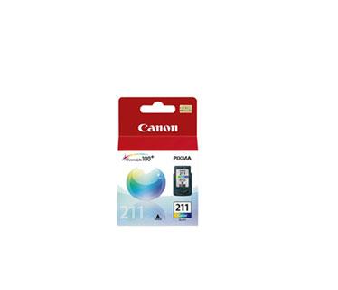 CARTUCHO CANON CL211TRICOLOR COMPATIBLE CON PIXMA MP230 / MP240 / MP250 / 480 / IP2700.