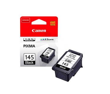 CARTUCHO CANON PG - 145 NEGRO COMPATIBLE CON PIXMA MG2410 .