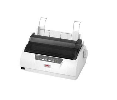 IMPRESORA OKIDATA MICROLINE 1120 MATRICIAL - 240 DPI X 216 DPI - 9 PIN - UP TO 375 CHAR / SEC - PARALLEL, SERIAL, USB.