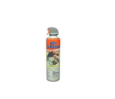 LIMPIADOR DE CONTACTO SABO (CONTACT CLEANER) 590 ML