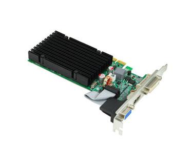 TARJETA DE VIDEO EVGA GEFORCE 210 NVIDIA 1GB / 64BIT GDDR3, 1X VGA + 1X DVI + 1X HDMI.