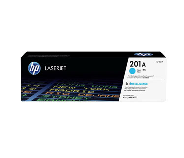 TONER HP 201A AZUL LASERJET PRO M252 / MFP M277NW / CF401A 1400 IMPRESIONES ARPOX.