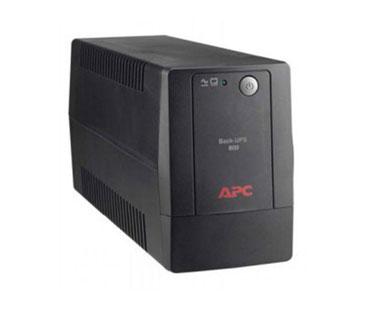 UPS APC BX1000L - LM BACK - UPS, 600 WATTS / 1000 VA, INPUT 89 - 145V / OUTPUT 120V.