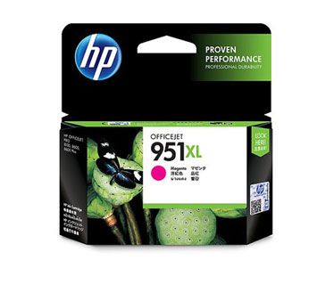 CARTUCHO HP 951XL - PRINT CARTRIDGE - 1 X PIGMENTED MAGENTA ALTO RENDIMIENTO HP BUSINESS INKJET AND OFFICEJET PRO PRINTERS8100 - N811AHP MULTIFUNCTION AND ALL-IN-ONE PRODUCTS8600 - A911A, 8600 PLUS - N911G, 8600 PREMIUM - N911N