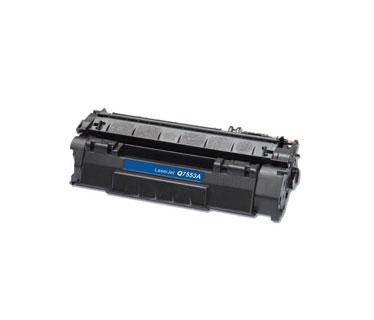 TONER HP GENERICO Q7553A 53A NEGRO LJ P2015 COMPATIBLE