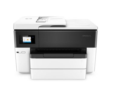 IMPRESORA HP OFFICEJET 7740 WIDE FORMAT E-ALL-IN-ONE - MULTIFUNCTION PRINTER - COLOR - INK-JET - LEDGER/A3 (11.7 IN X 17 IN) (ORIGINAL) - 330.2 X 1117.6 MM (MEDIA) - UP TO 33 PPM (COPYING) - UP TO 33 PPM (PRINTING) - 250 SHEETS - 33.6 KBPS - LAN, WI-FI(N), USB HOST, USB 2.0