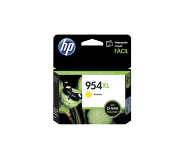 CARTUCHO HP 954XL YELLOW (L0S68AL) HIGH YIELD - PRINT CARTRIDGE - 1 X PIGMENTED COMPATIBLE PRODUCTS � HP OFFICEJET 7740 (G5J38A) - OFFICEJET PRO 8210 / 8710 /8720