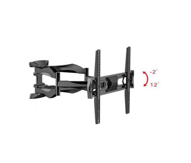 BASE PARA TV MYO BRACKET 32 A 60 CON BRAZO PIVOT, INCLINATORIO Y GIRATORIO MAX PESO 30KG