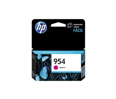 CARTUCHO HP 954 MAGENTA (L0S53AL) - PRINT CARTRIDGE - 1 X PIGMENTED COMPATIBLE PRODUCTS — HP OFFICEJET 7740 (G5J38A) - OFFICEJET PRO 8210 / 8710 /8720