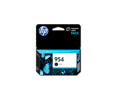 CARTUCHO HP 954 NEGRO (L0S59AL) - PRINT CARTRIDGE - 1 X PIGMENTED COMPATIBLE PRODUCTS � HP OFFICEJET 7740 (G5J38A) - OFFICEJET PRO 8210 / 8710 /8720