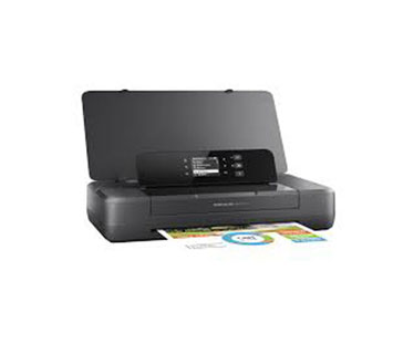IMPRESORA HP OFFICEJET 200 MOBILE PRINTER - PRINTER - COLOR - INK-JET - A4 - 600 DPI X 600 DPI - UP TO 18 PPM (MONO) DRAFT / UP TO 17 PPM (COLOR) DRAFT - CAPACITY: 50 SHEETS - BLUETOOTH (CZ993A)