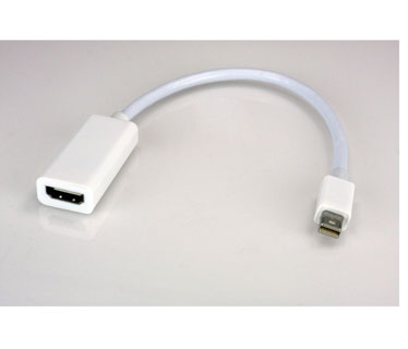 ADAPTADOR DE MINI DISPLAYPORT A HDMI HEMBRA 1080P. (XTC-331)
