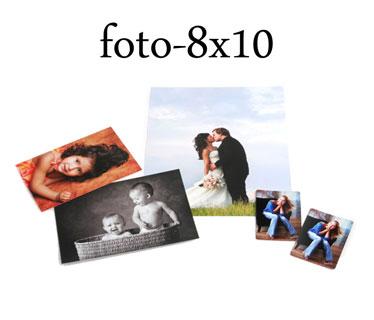 Impresion de foto 8x10