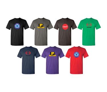 Tshirt algodon transfer personalizado colores + tshirt