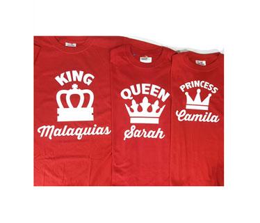 Tshirt algodon vinyl personalizado colores + tshirt