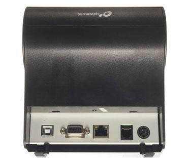 IMPRESORA BEMATECH LR2000E, TERMICA, USB + SERIAL + ETHERNET, VELOCIDAD 250MM/S. IMPRESORA PARA RECIBOS.