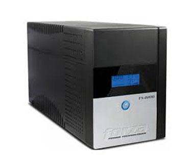 UPS FORZA FX-1500LCD 1000VA - 600 WATTS 8 ENTRADAS, PUERTO USB, PANTALLA LCD 120V