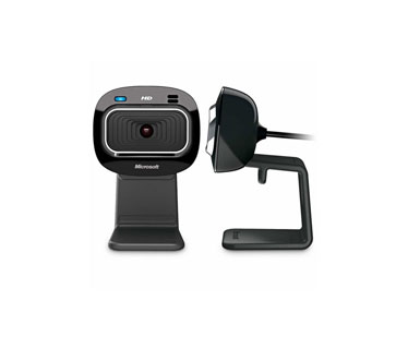CAMARA WEB MICROSOFT LIFECAM HD-3000 USB 2.0 1280 X 720 720P HD VIDEO CHAT, WINDOWS