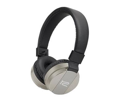 AUDIFONO HEADSET CON MICROFONO KLIPX, BLUETOOTH FURY, PLEGABLE SILVER (KHS-620SV)