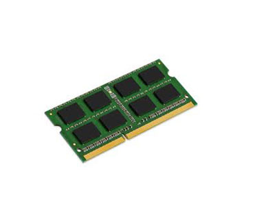 MEMORIA 4GB (1X4GB )KINGSTON, PARA LAPTOP,DDR3, 1333MHZ, NON-ECC, CL9, 2R, SO-DIMM.(KCP313SS8/4)