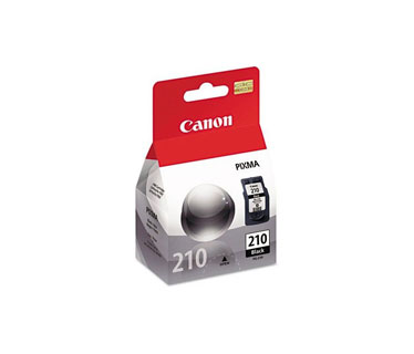 CARTUCHO CANON PG210 NEGRO COMPATIBLE CON PIXMA MP230/MP240/MP250/480 / IP2700