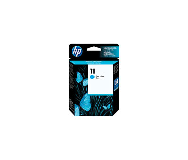 CARTUCHO HP 11 CIAN PARA DESKJET 2200 Y 2250 PLOTTER 110 SERIES BUSINESS INKJET 2800