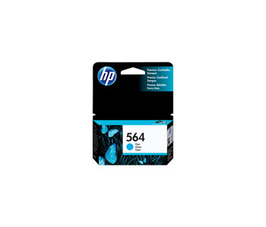 CARTUCHO HP 564 CYAN INK CARTRIDGE P/PHOTOSMART PLUS